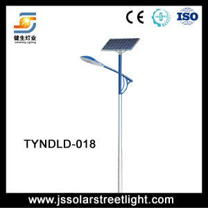 60W 8meter New Design LED Solar Street Light