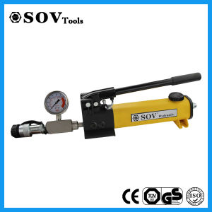 High Pressure Lightweight Hydraulic Hand Pump pictures & photos