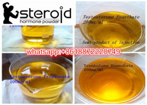 Injectable Blend Tmt300 Semi-Finished Anabolic Steroid Tmt 300 Oil for Bodybuilding pictures & photos