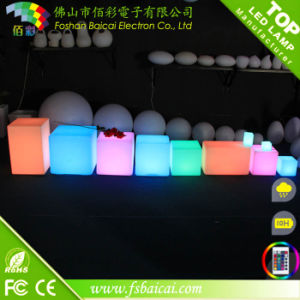 Durable and Most Bright 16 Color Changing LED Light Cube