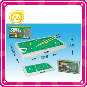 Finger Soccer and Snooker Table for Sale pictures & photos