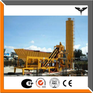 Capacity 35m3/H Mobile Concrete Plant pictures & photos