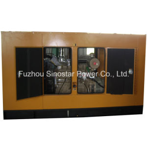 Standby Power Silent Generator 80kw 100 kVA with Cummins 6BTA5.9-G2 Engine pictures & photos