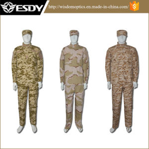 Military Usmc Acu Army Combat Hunting Uniform for Wargame Paintball pictures & photos