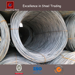 BS4449 Grade 460b Reinforcing Steel Rod with Ribbed pictures & photos
