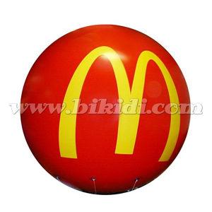 Large Custom Logo Helium balloon, Round PVC Balloon K7062 pictures & photos