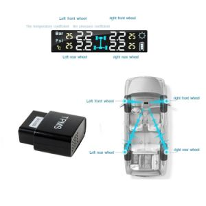 External Bluetooth APP TPMS Tire Pressure Monitoring System pictures & photos