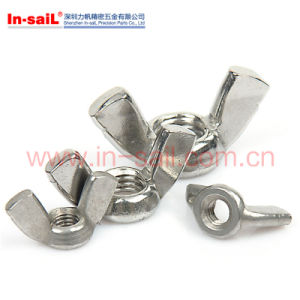 DIN 315 Wing Nuts with Rounded Wings pictures & photos