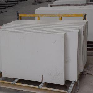 Custom Design Pure White Quartz Countertop with Good Price pictures & photos