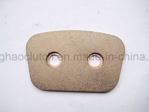 Clutch Friction Ceramic Button Bhg pictures & photos