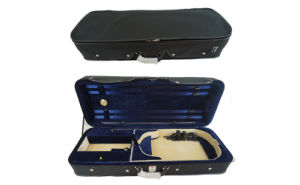 Wholesale Adjustable Plywood BV/SGS Strong Hard Sized Viola Case pictures & photos