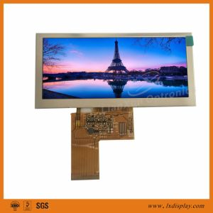 4.6 inch Unique Inustrial Use TFT LCD with Luminance 400nits pictures & photos