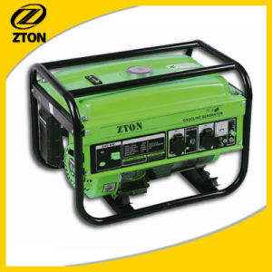2kw/2kVA Electric Soundproof Copper Gasoline Generator pictures & photos