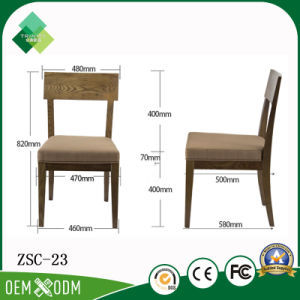Modern Wholesale Retro Ashtree Dining Chair for Living Room (ZSC-23) pictures & photos