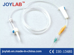Hot Sale Disposable Infusion Set with Needle pictures & photos