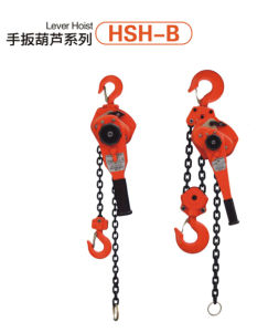 Hand Ratchet Lever Chain Hoist pictures & photos