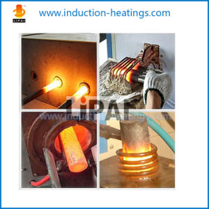 Ultrahigh Frequency Twist Drill Induction Heater for Forging pictures & photos