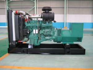 Standby 22.5kVA 20kVA FAW Engine 4dw91-29d Diesel Trailer Generator Set pictures & photos