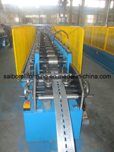 Yx41X41 Guide Rail Roll Forming Machine (SS) pictures & photos