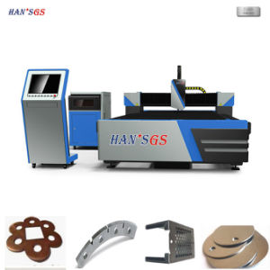 Fiber Laser 1500W Metal Laser Cutting Machine Water Cooling pictures & photos