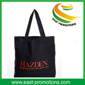 High Quality Canvas Cotton Carrier Bag with Logo Printing pictures & photos