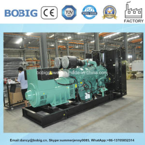 100kw Cummins Diesel Electric Generator Set for Industrial Use pictures & photos