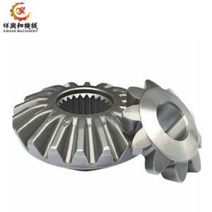 Nitriding Gear Steel Gear Bevel Gear Steel Bevel Gear pictures & photos