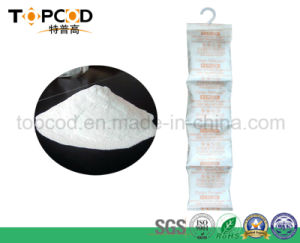 Calcium Chloride Desiccant Sorbent with Strip Fabric Bag pictures & photos
