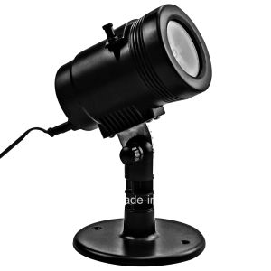 Outdoor Garden Landscape Party Light Replaceable Mini 14 Slides Detachable Projector Light pictures & photos