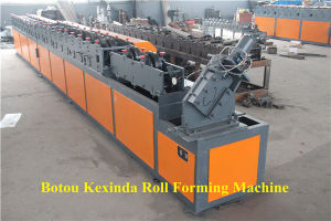 Kxd Metal Steel Door Frame Roll Forming Machine for Sale pictures & photos