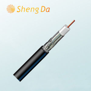 Flexible Digital Audio and Video Communication Rg 59 Coaxial Cable pictures & photos