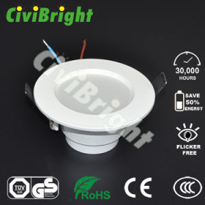 New 7W/9W/11W Recessed LED Downlight with Ce RoHS pictures & photos