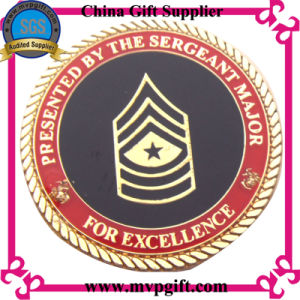 Customized Metal 3D Coin for Challenge Coin Gift pictures & photos