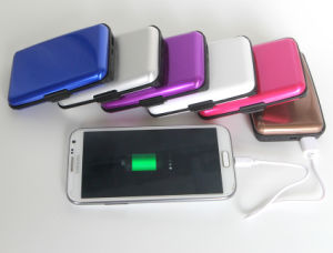 Wallet Power Bank New Gift pictures & photos