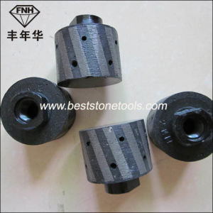 Gear Diamond Drum Wheel for Stone MW-51