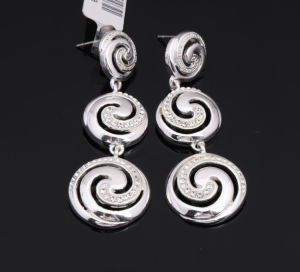 2017 Fashion Stainless Steel Hang Earring Jewelry pictures & photos