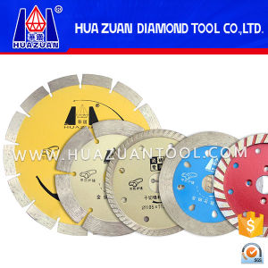 Customized Special Shape Diamond Saw Blade for Cutting Stone pictures & photos