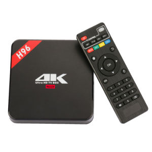 Wholesale Rk3229 S912 HD IPTV Android Smart Internet TV Box pictures & photos