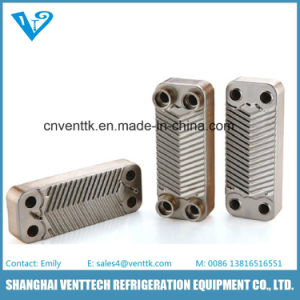 Copper Brazed Plate Heat Exchanger pictures & photos