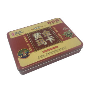 200X150X32mm Wholesale Metal Cosmetic Tin Custom Printing pictures & photos