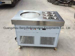 480mm Diameter Round Pan Thailand Fry Ice Cream Rolls Machine pictures & photos