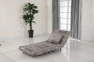 Flexible Three Folded Cum Sofa Bed (Hidden legs inside) pictures & photos