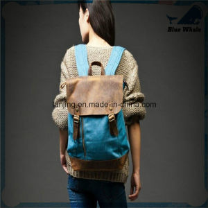 Bw270 2016 Newest Quality Leather Fashion Women Backpack Bag pictures & photos