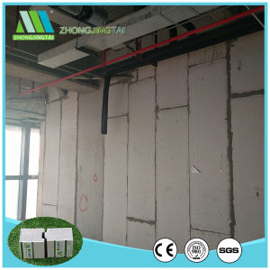 Fireproof Insulated EPS Cement Sandwich Panels for Warehouse pictures & photos