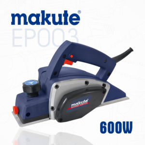 Makute 600W Power Tool Electric Planer (EP003) pictures & photos