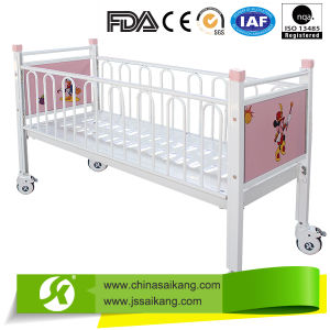 FDA Certification Cheap Children Bed with Slide pictures & photos