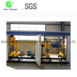 Gas Pressure Regulating to Match with Gas Equipment Package pictures & photos