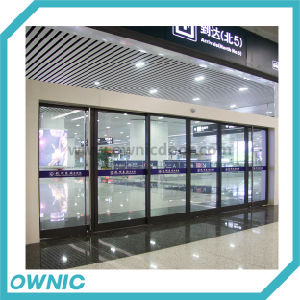 Automatic Glass Door - Hangzhou East Railway Station Project in 2013 pictures & photos