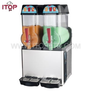 with Ce Approval Cheapest Commercia Slush Machine (SM12*2) pictures & photos