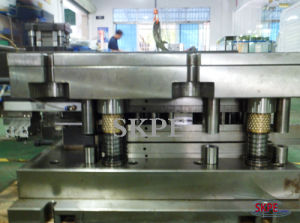 Cold Punching Die Mould for Motor End Cover pictures & photos